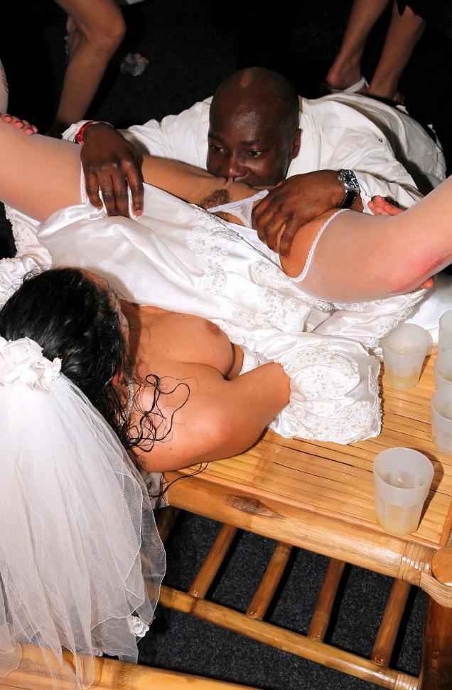 эротические свадебные фото