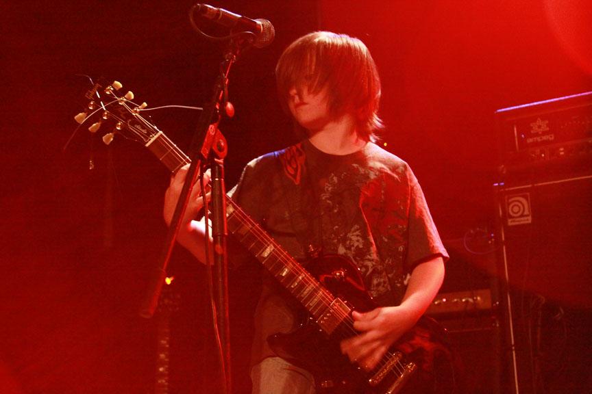 Haunted by Heroes - рок-группа, состоящая из 10-летних мальчишек. И