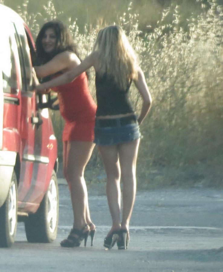 Проститки на дороге фото 189-411