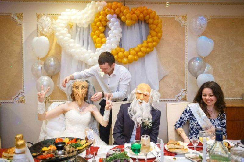 Свадебные для конкурса