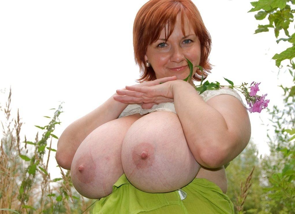 Большая русская грудь