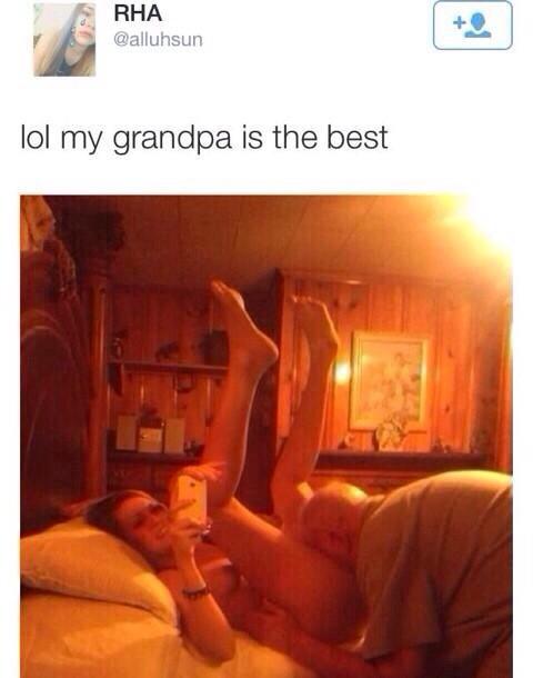 Trăiască bunicu'!