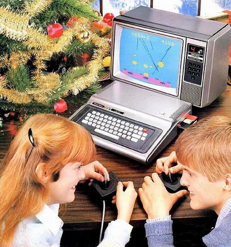 Как начиналась компьютерная эра