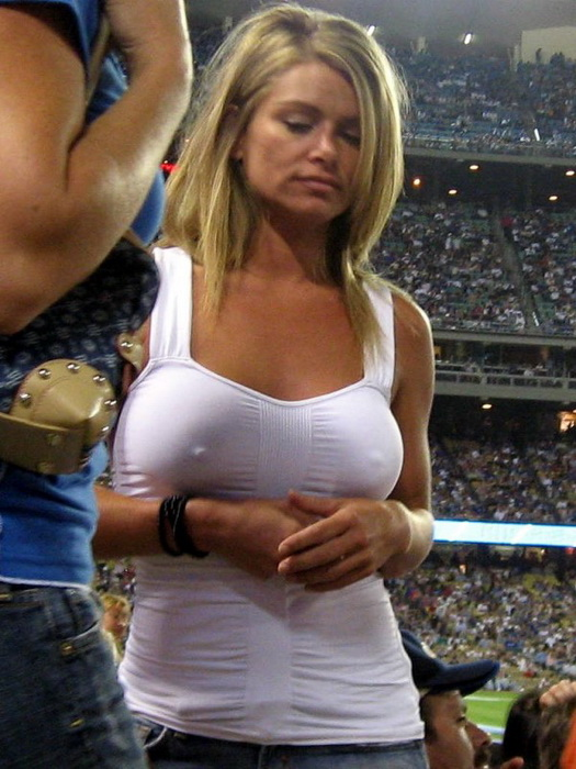 girls with hard nipples
