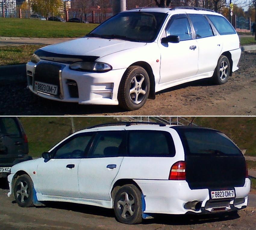 Авто и мото приколы.  Белорусский…