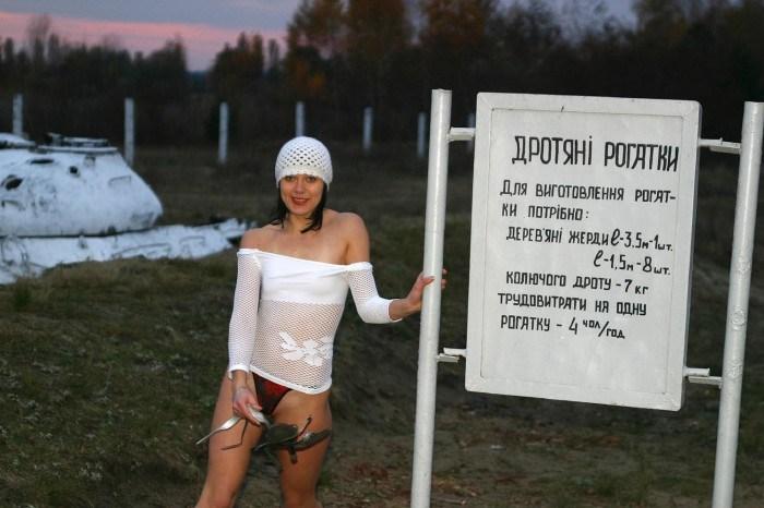 """Титушки"" в спортивных штанах встали на защиту власти - Цензор.НЕТ 2566"
