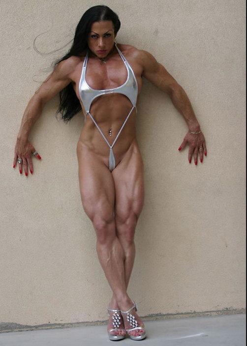 Порно фото мускулистые девушки бесплатно