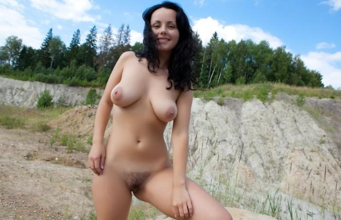 голые бабы с природной красотой фото