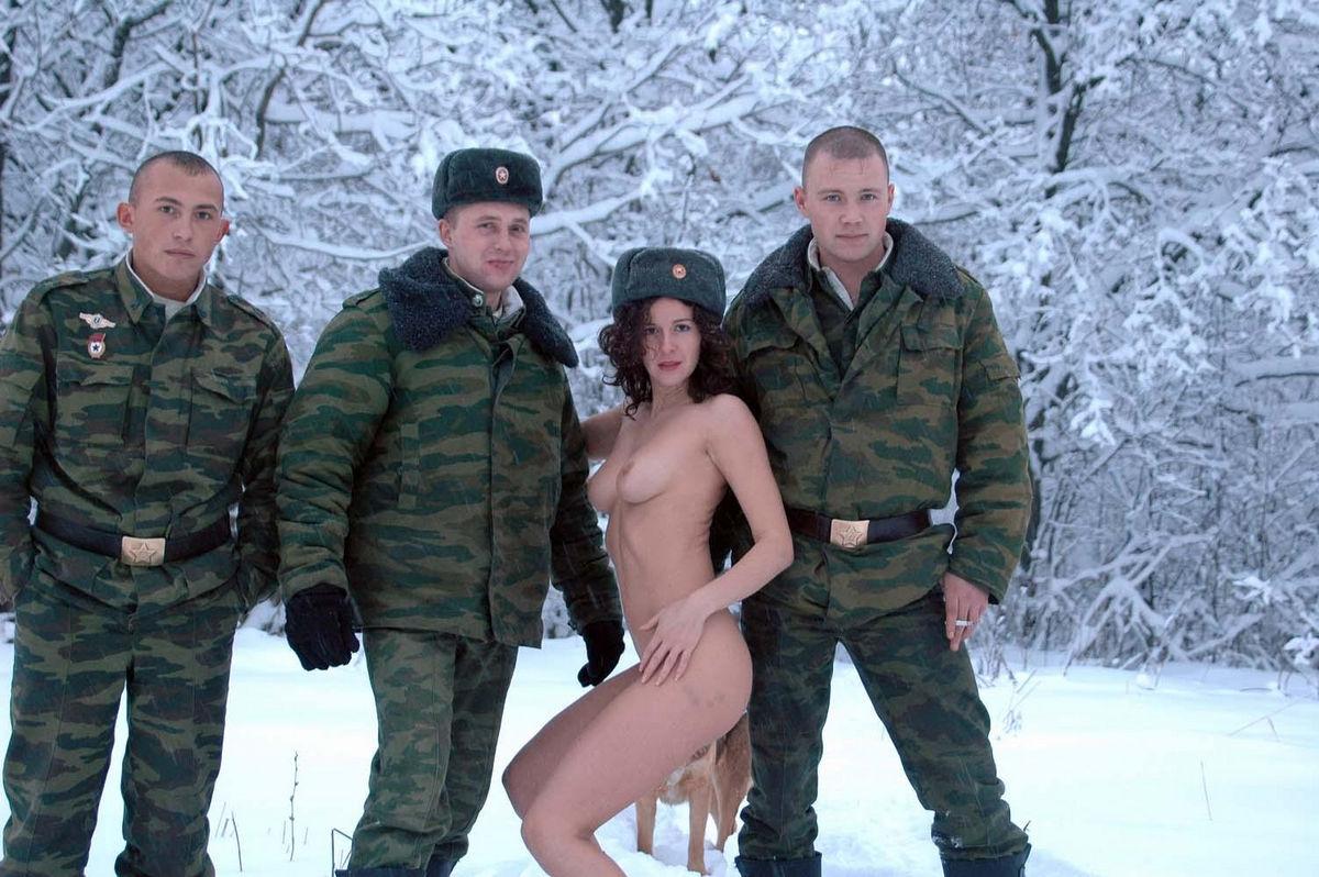 Секс в армії 12 фотография