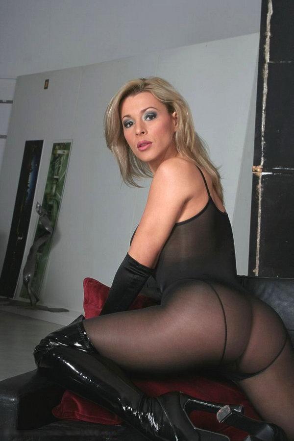 зрелые секси женщины в колготках