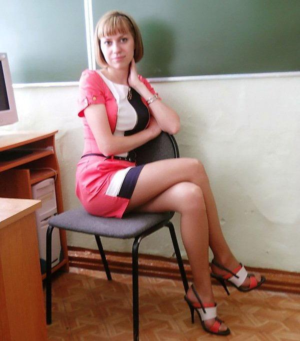 Сексуальные учительницы реальные