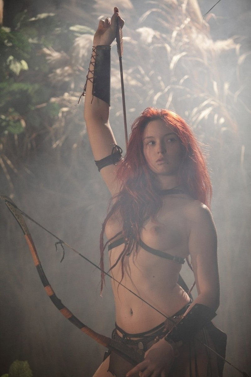 Naked warrior princess porn gallery